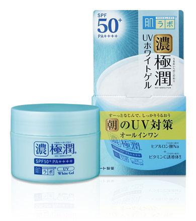 HADA LABO Koi-Gokujyun UV White Gel SPF50 PA++++