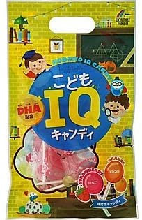 IQ Candy For Kids 10 Sticks