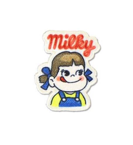 Fujiya Peko embroidery sticker