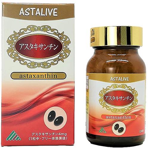 ASTALIVE Astaxanthin