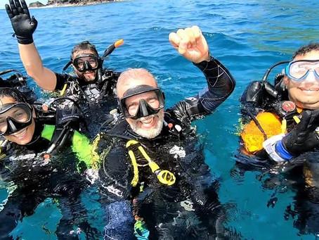 10 Razones para Bucear en Portobelo con Panama Dive Adventure.