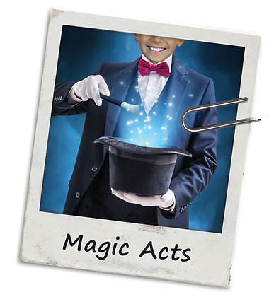 Magic Acts - File Folders 20 Pack