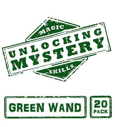 Green Wand 20 Pack