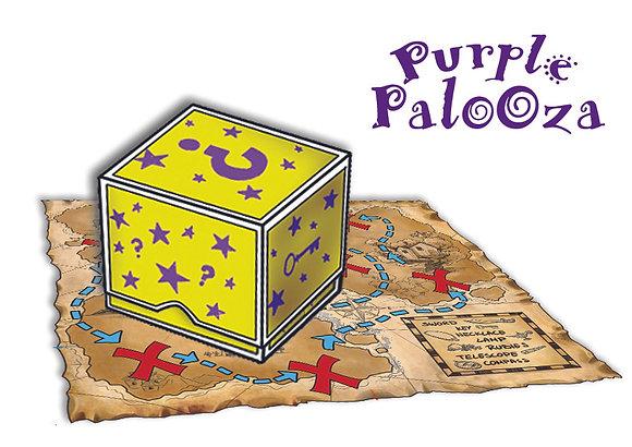 Gold Treasure Box (Purple Palooza Deal)