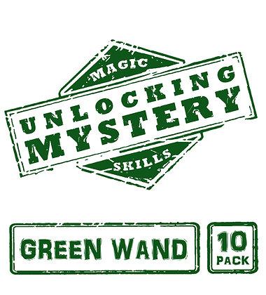 Green Wand 10 Pack