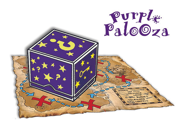 Purple Treasure Box (Purple Palooza Deal)