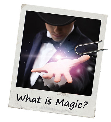 What Is Magic - File Folders 20 Pack
