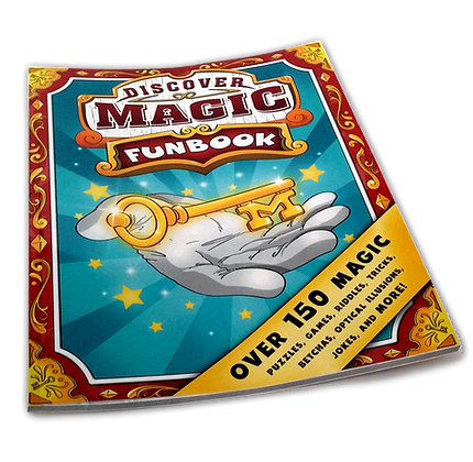 Discover Magic FUNbook