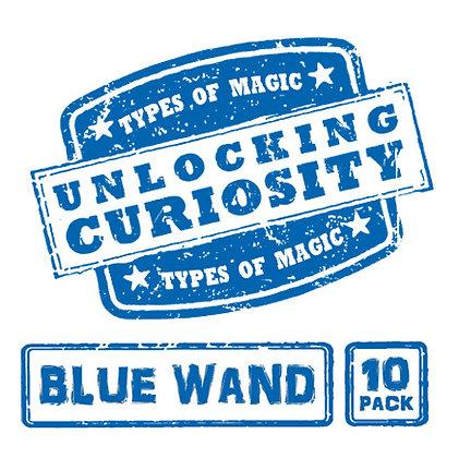 Blue Wand 10 Pack