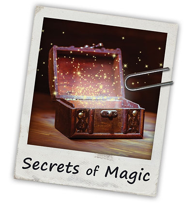 Secrets of Magic - File Folders 100 Pack (Discounted)