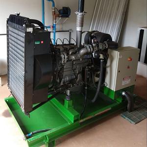 gerador biogas