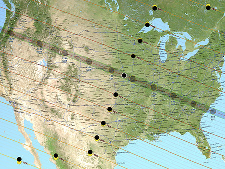 Solar Eclipse on 8/21