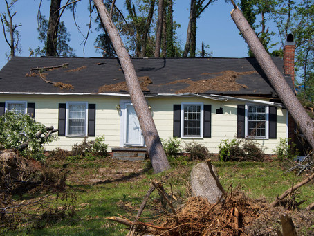 When do I file an insurance claim on my homeowners insurance?