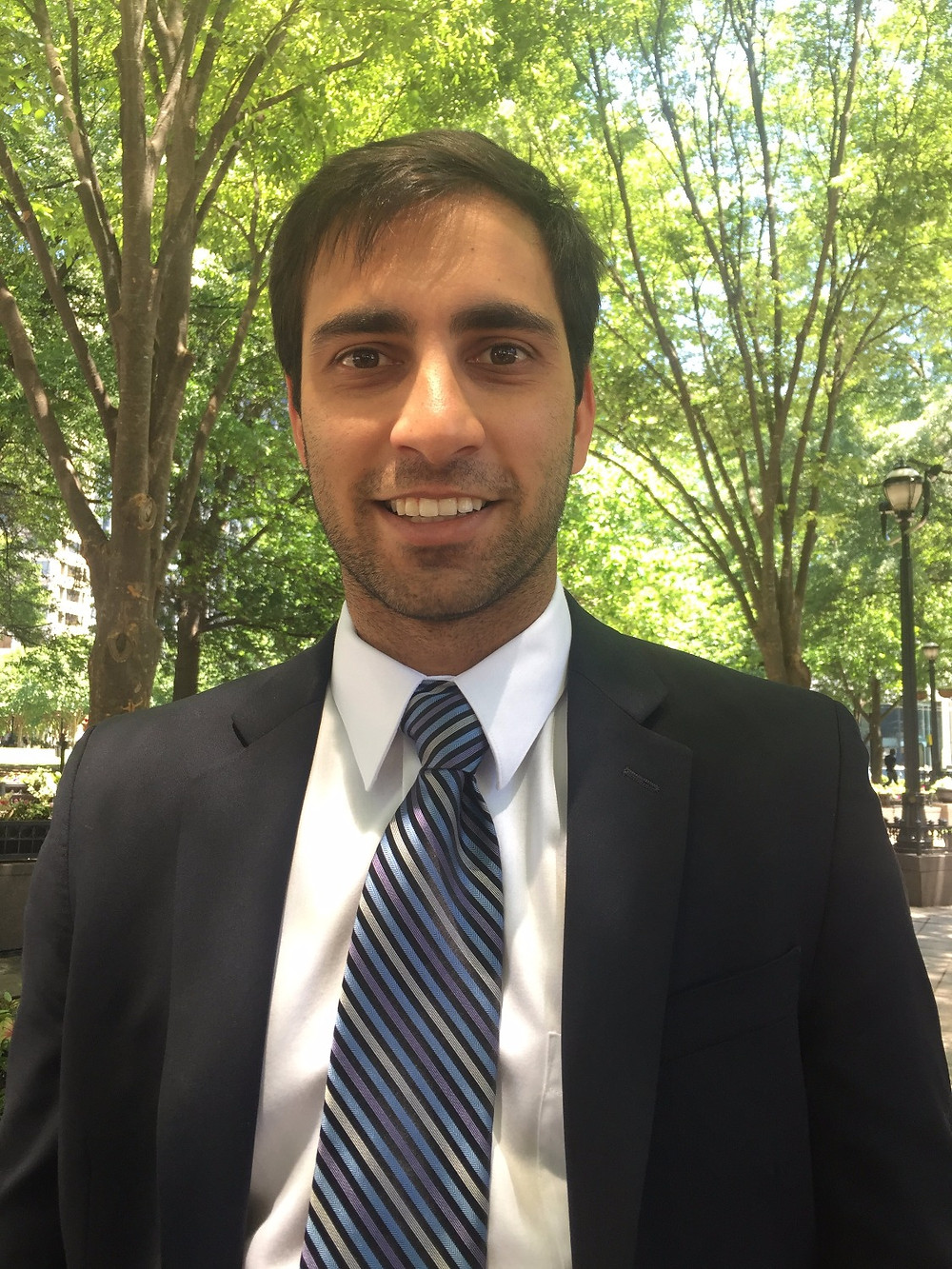Vik, insurance adviser at Fenix Risk Management