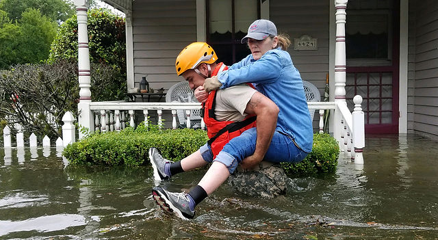 Floods can strike any flood zone, leaving property owners with high costs