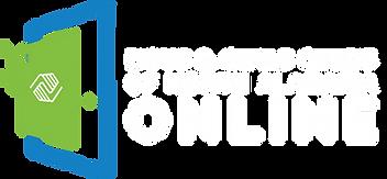BGCNAL Online Logo Horizontal Color + Wh