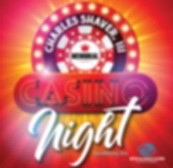 Boys and Girls club casino night invite