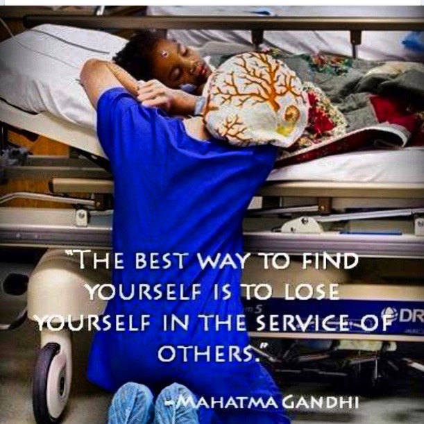 Why A Nurse??