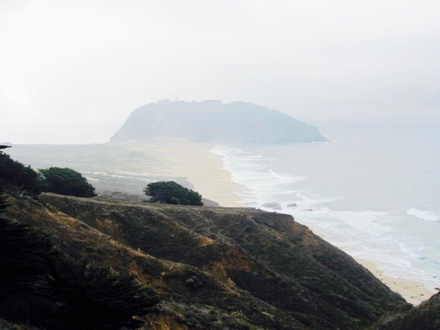 personal photo taken off the pacific coast hwy in california