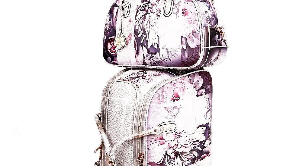 Blossomz Duffle Bag + Overnight Bag for Women