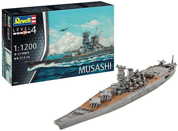 Revell Musashi