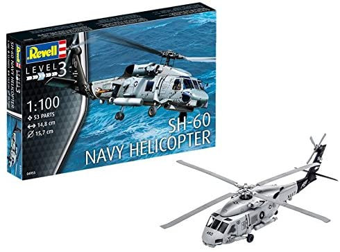 Revell Navy Helicopter