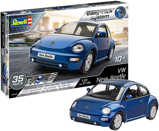 Revell VW New Beetle