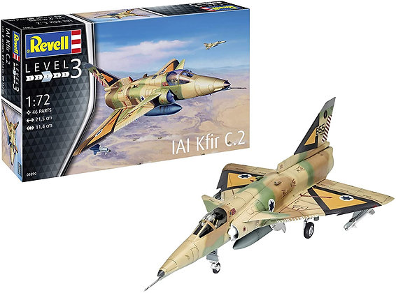 Revell IAI Kfir C-2