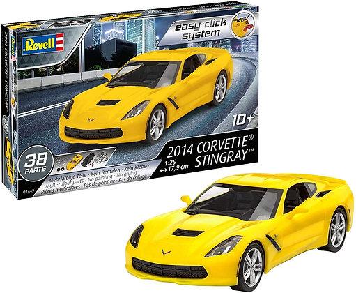 Revell 2014 Corvette Stingray
