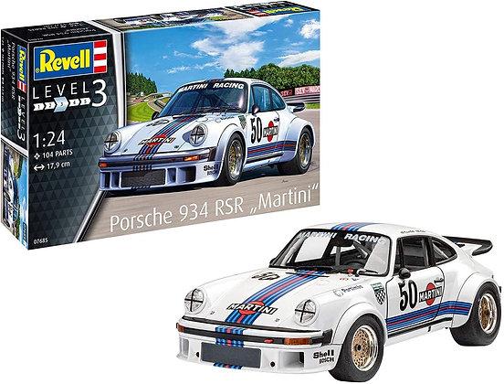 Revell Porsche 934 RSR