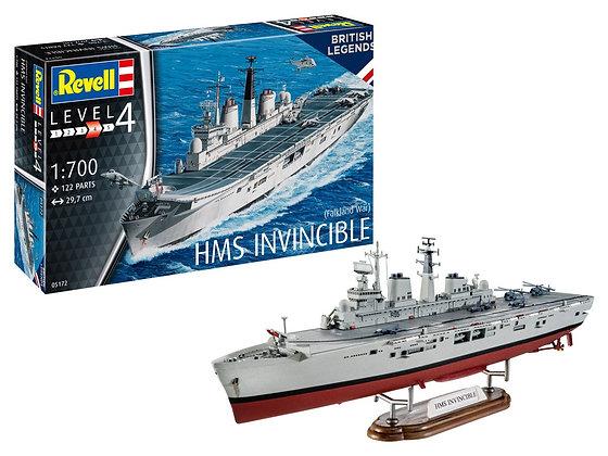 Revell HMS Invincible (Falkland War)