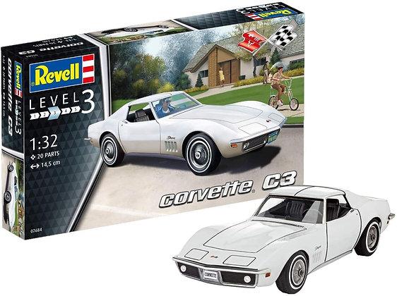 Revell Corvette C3