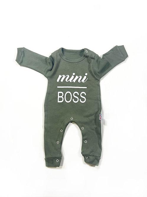 Onesie mini boss