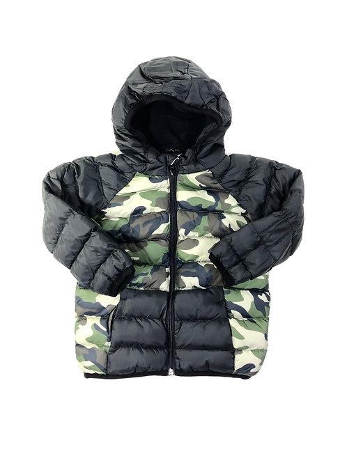 Winterjas army