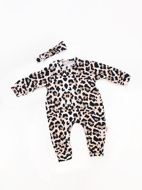 Little Leopard suit