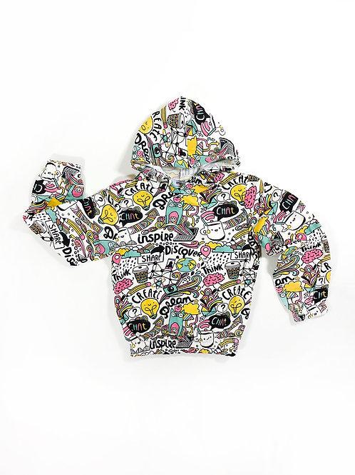 Doodle inspiration sweatshirt