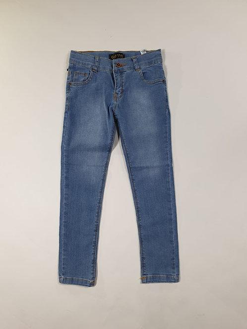 Skinny jeans lichte wassing