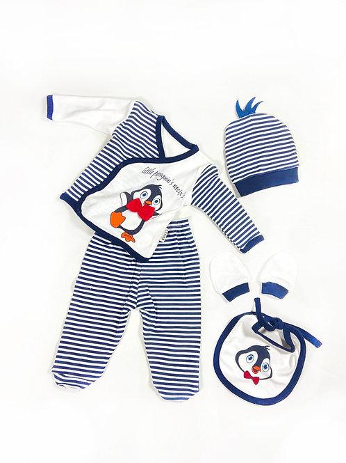 Baby Set Pinguin