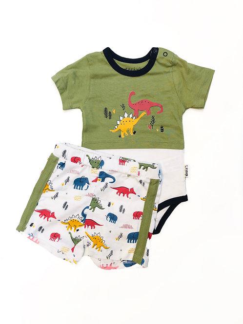 Dino baby set