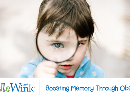 Boosting Memory Through Observation