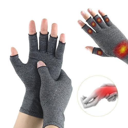 1 Pair  Arthritis Gloves Premium Arthritic Joint Pain Relief Hand Gloves