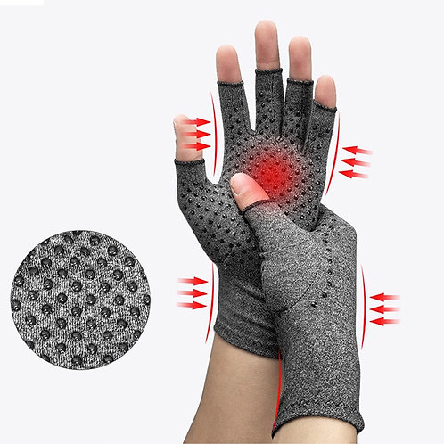 Arthritis Gloves Rheumatoid Compression Hand Glove for Magnetic
