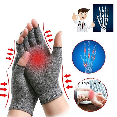 1 Pair Arthritis Compression Gloves Compression Arthritis Joint Pain Relief