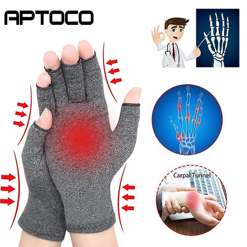 1 Pair Compression Arthritis Gloves Arthritic Joint Pain Relief Hand Gloves