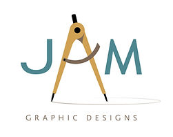 JAM Graphic Design Logo