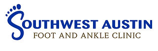 southwest austin foot and ankle clinic, logo
