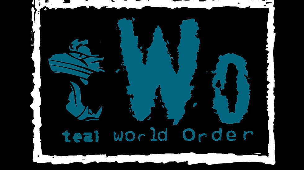 2017 Teal World Order - T's