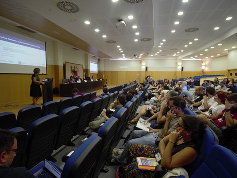 Alicante EARA event: Be proud of research, it's contributing to human health, Spain audience hears