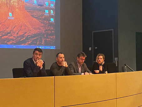 Lyon EARA event: 'Don't shy away from discussions on animal research,' French audience hears