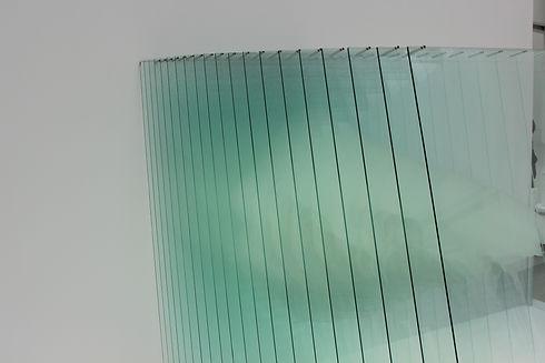glass panes